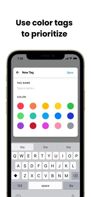 Any.do: To do list & Calendar Screenshot