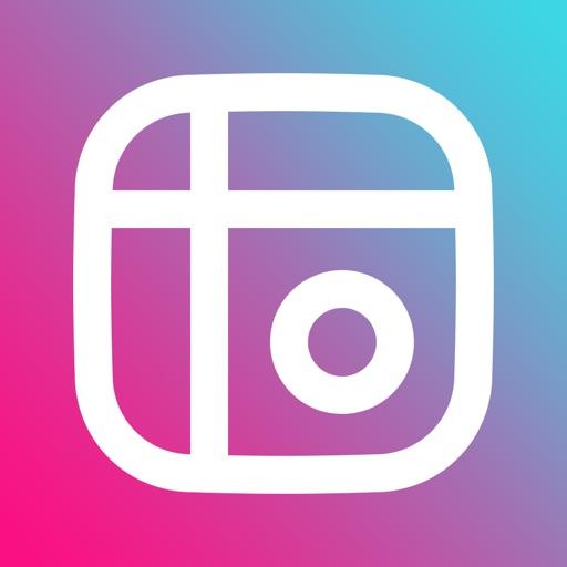 写真加工 - 画像編集 - コラージュ - Mixgram 複数の写真・画像を1枚にまとめるコラージュ アプリのオススメはコレ!!2つの写真を1つにする画像結合アプリ!