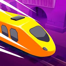 Rail Rider: Train Driver Game