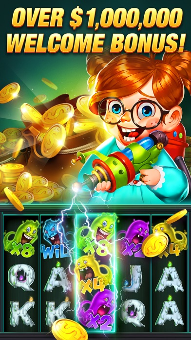 Take5 Casino - Slot Machines 2.27.1 IOS