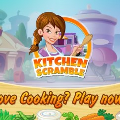 Kitchen Cooking Games Gold Faucet Scramble Game Revenue Download Estimates