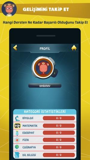 Soru Arenası - Eğlenceli Test Kitabı ve Oyunu Screenshot