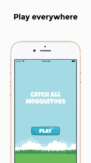 Catch All Mosquitoes Screenshot
