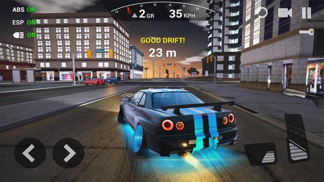 Ultimate Driving Simulator Screenshot