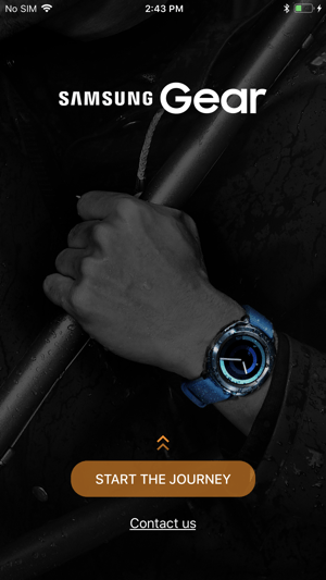 Samsung Gear S Screenshot