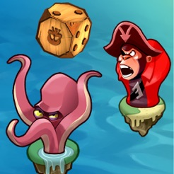 Pirates War: Dice Battle Arena