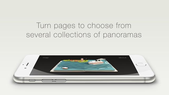 AirPano Travel Book Screenshot