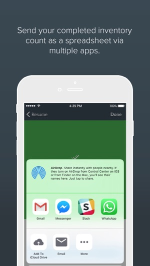Scanner by Vend on the App Store