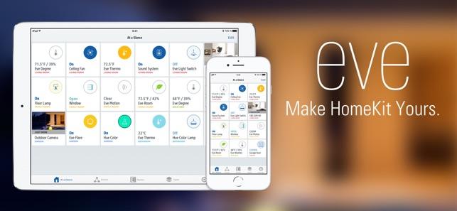 Elgato Eve Screenshot