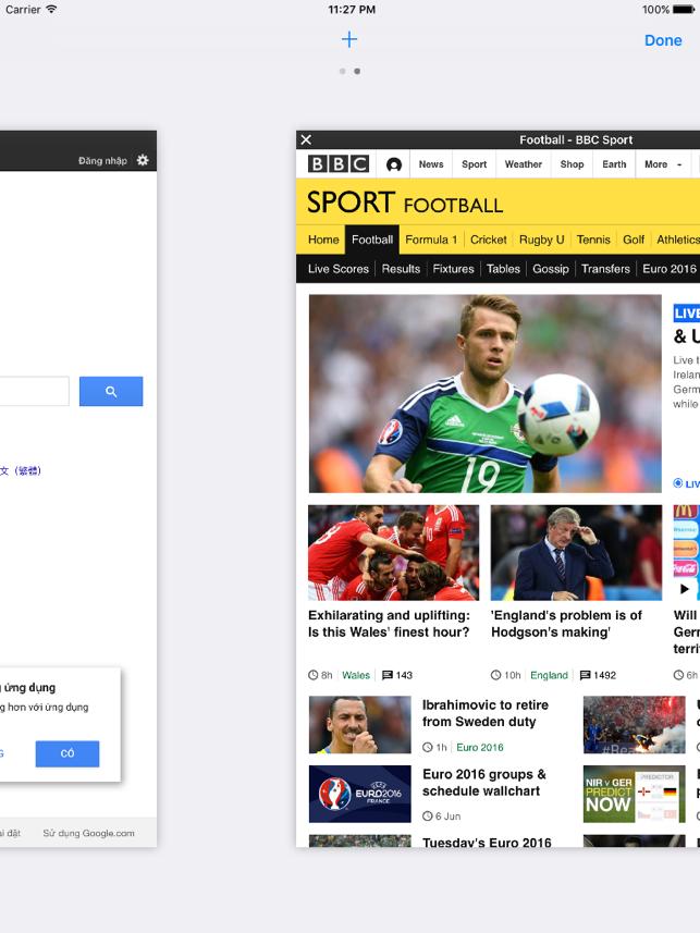 CM Browser: Block ads trackers Screenshot
