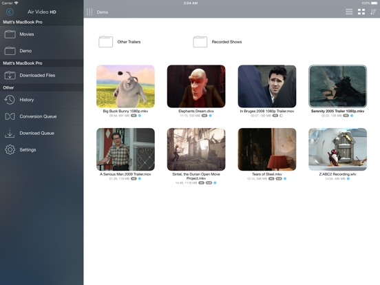 how to watch movies from ipad to tv