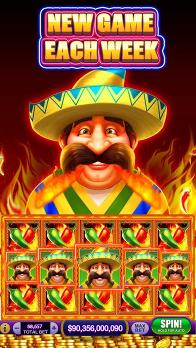 Cashmania Slots: Casino Pokies 1.0.3 IOS