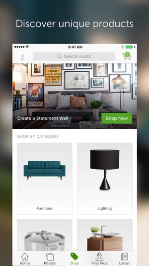 Houzz Screenshot