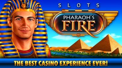 Slots - Pharaoh's Fire 3.12.1 IOS