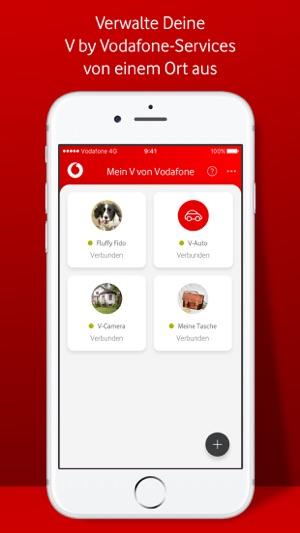 V by Vodafone Screenshot