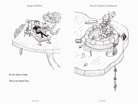 The 91-Storey Treehouse by Andy Griffiths on Apple Books