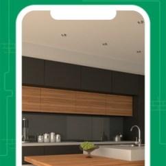 "Backyard Kitchens Kitchen Pan Set app Store 上的""planner 5d-住家與室內設計工具"""