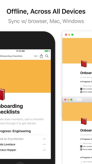 Notion - Notes, Tasks, Wikis Screenshot