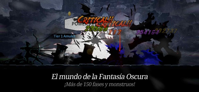 ‎Espada Oscura (Dark Sword) Screenshot