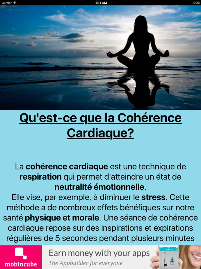 Coherence Cardiaque Gratuit A Telecharger : coherence, cardiaque, gratuit, telecharger, Coherencesearch, L'App, Store
