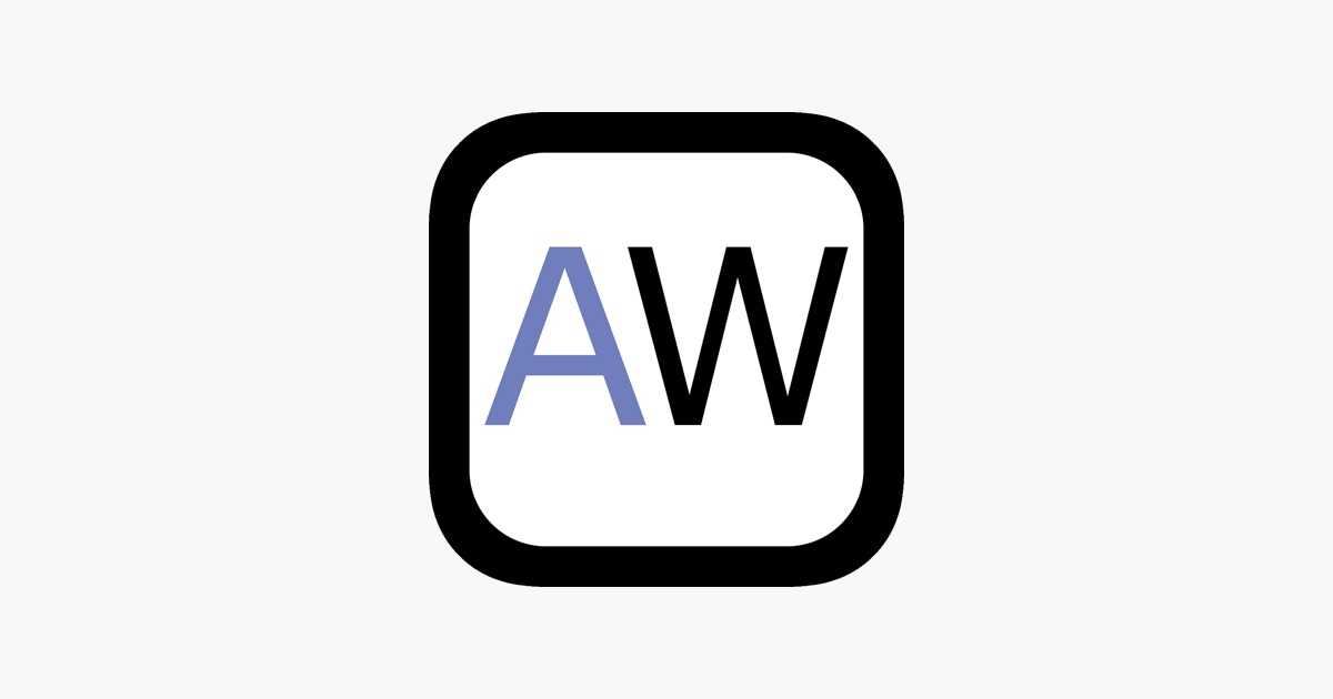 AppWriter Dansk on the App Store