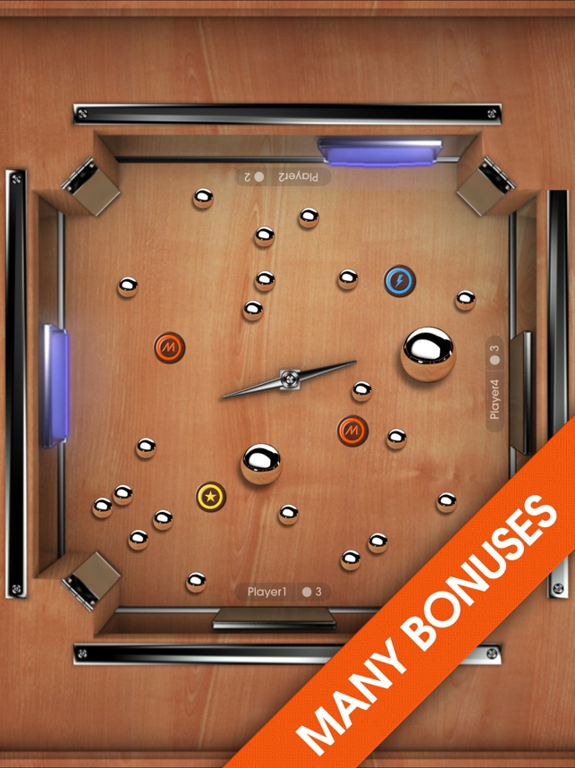 Multiponk Screenshot
