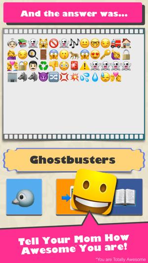 Cinemoji - Emoji Guessing Game Screenshot