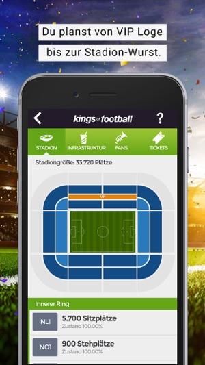 Fussball-Manager KoF Screenshot