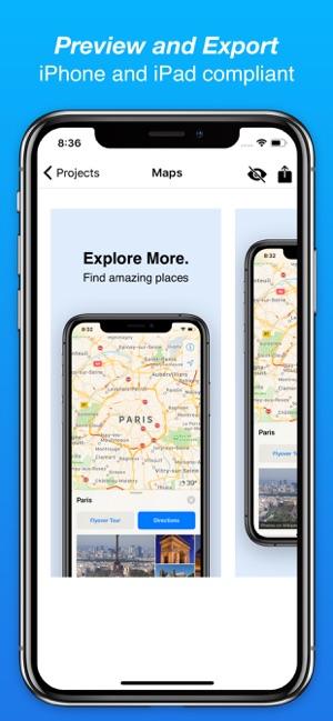 Store Screens Screenshot