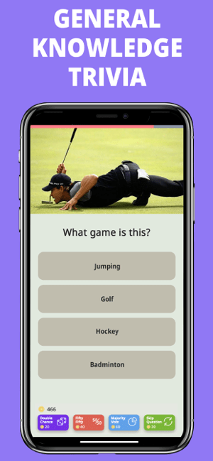 Questions & Answers: QuizzLand Screenshot