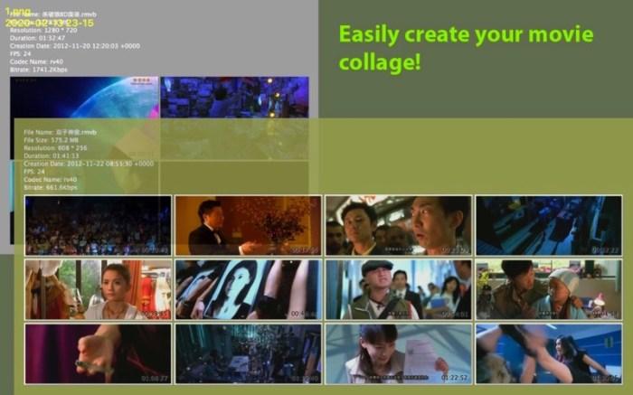 Movie Thumbnails Maker Screenshot 04 57v2vln