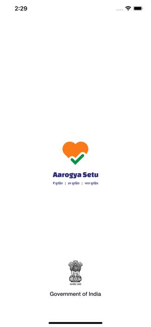 AarogyaSetu Screenshot