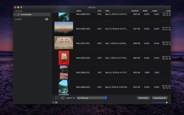 Photo Batch Processor Screenshot 04 1356obn