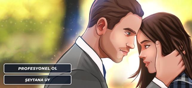 Playbook: İnteraktif Hikayeler Screenshot
