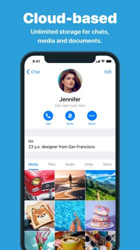 Telegram Messenger App for iPhone - Free Download Telegram Messenger for iPad & iPhone at AppPure
