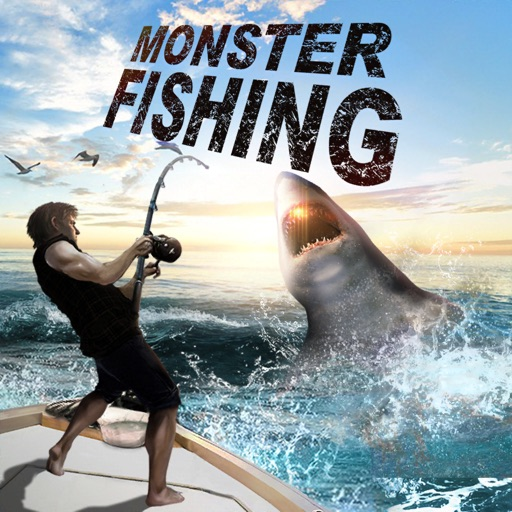 Real Monster Fishing 2019