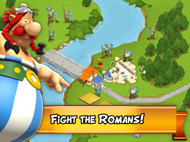 ‎Asterix and Friends Screenshot