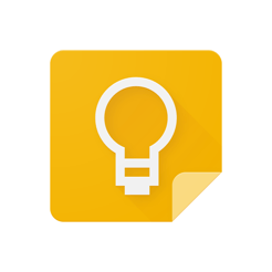 ‎Google Keep - Notes and lists