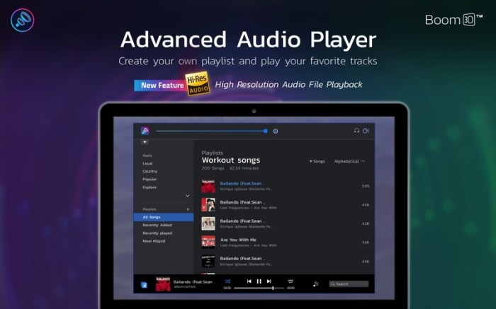 Boom3D: Volume Booster and EQ Screenshot 5
