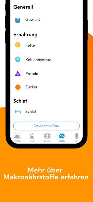 Lose It! - Kalorienzähler Capture d'écran