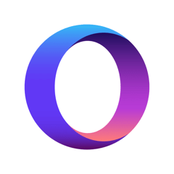 ?Opera Touch Web-Browser