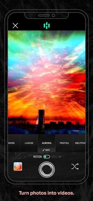 HYPERSPEKTIV: Photo, Video, AR Screenshot