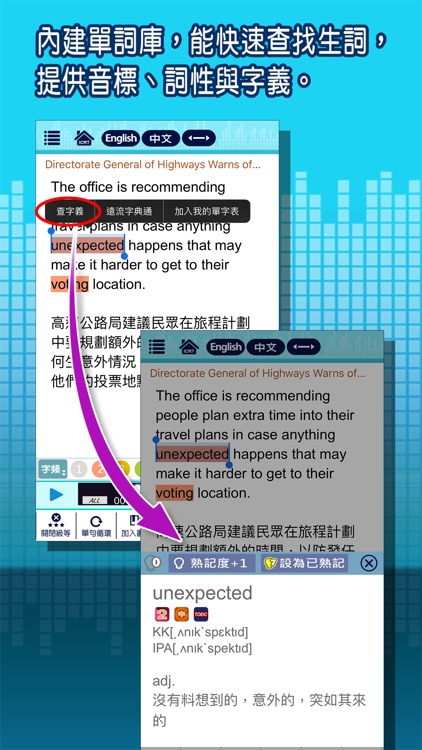 ICRT Daily News-聽ICRT學英語 by Soyong Corporation