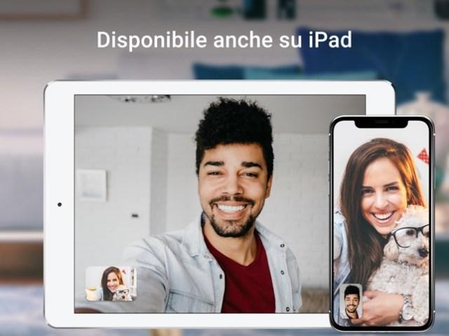 Google Duo: videochiamate Screenshot