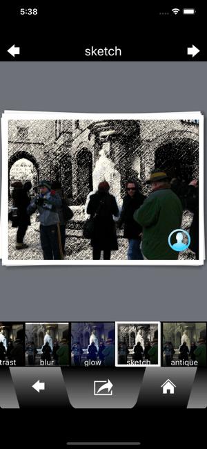 ClonErase Camera Screenshot