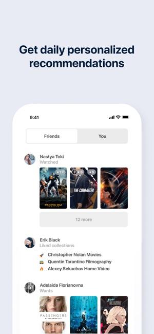 Must para películas y TV Screenshot