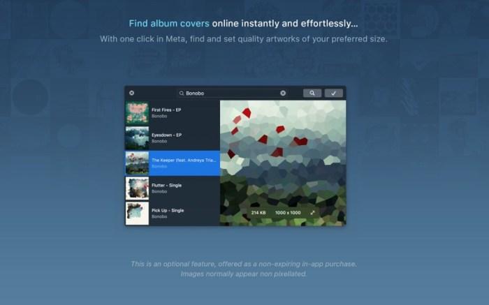 Meta – music tag editor Screenshot 06 57w1x2n