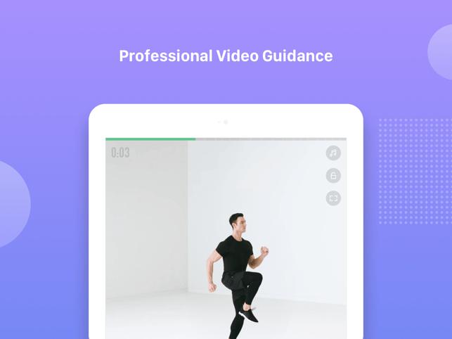 Keep: Fitness &Workout Trainer Screenshot