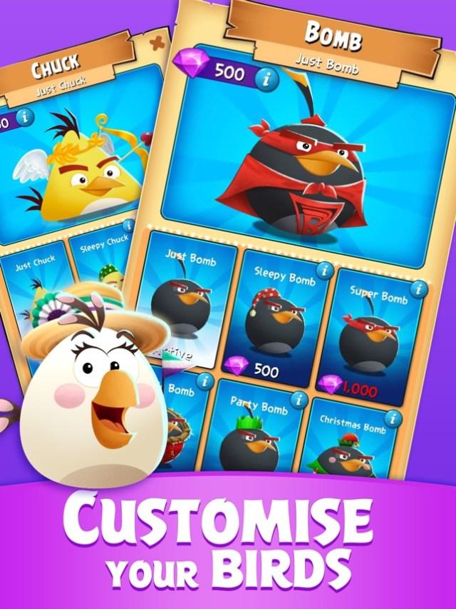 Angry Birds POP! Screenshot