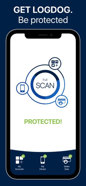 LogDog - Mobile Security 2021 Screenshot